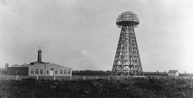 Nikola Tesla Wardenclyffe Tower